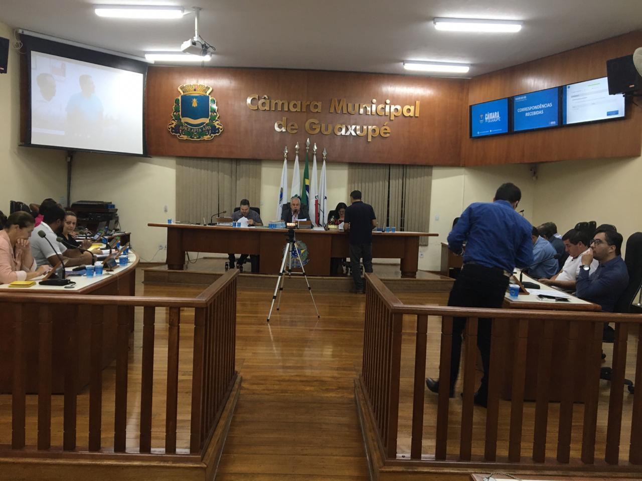 Plano de Mobilidade Urbana e revisão do PDM são aprovados pela Câmara de Vereadores.